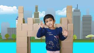 London Bridge is Falling Down - Kids songs and Nursery Rhymes by Little Rakshi