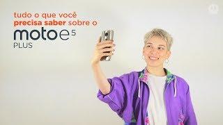 #hellomoto    Moto e5 plus: um smartphone mega