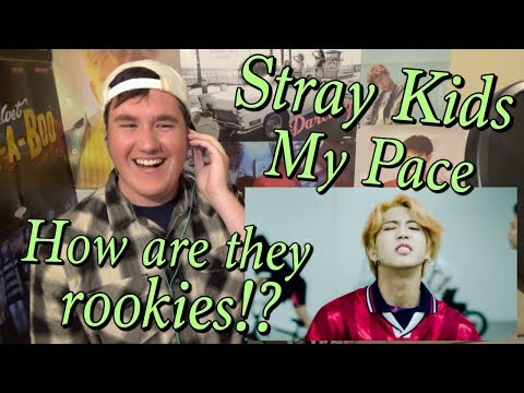 Drummer Reacts to Stray Kids - My Pace MV [How Are They Rookies!?]