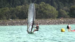 Lac de Serre Ponçon : Quelques amis : Eric, Damien, Martial