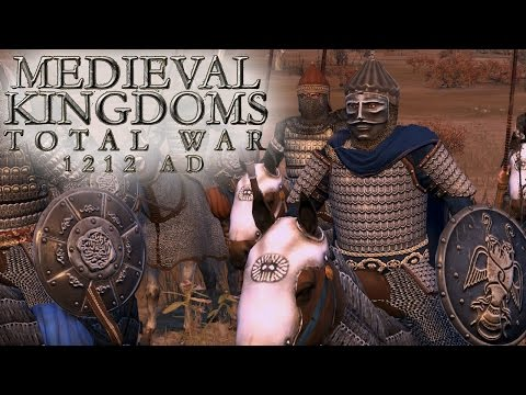 Sultanate of Rum! - Medieval Kingdoms Total War 1212 AD Early Access Gameplay