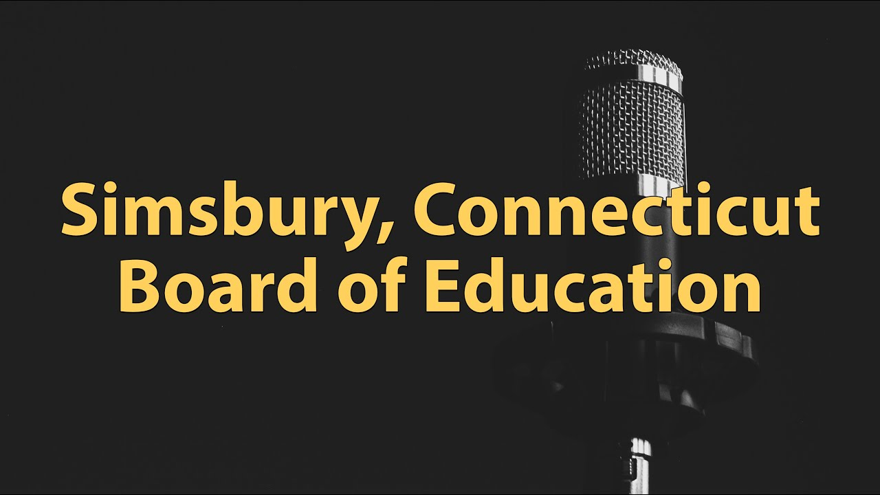 Download Board of Education Special Meeting - July 21, 2020
