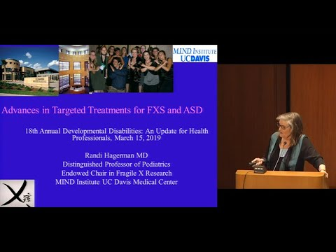 Advances In Targeted Treatments In Fragile X Syndrome And Autism