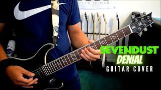 Sevendust - Denial (Guitar Cover)