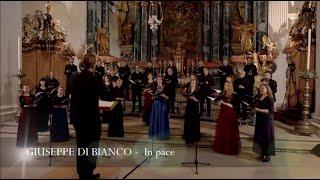 """Zürcher Sing-Akademie sings """"In pace"""""""