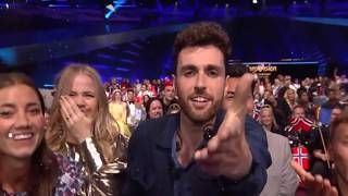 Eurovision 2019 All 12 points. Jury voting