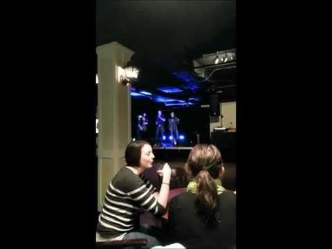 INN Karaoke Night, I Believe in a Thing Called Love- Darkness Cover