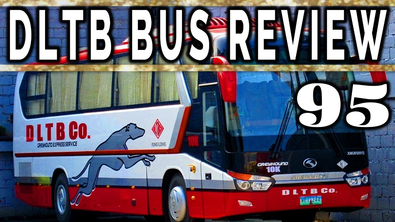 DLTB Greyhound Bus Review 2018