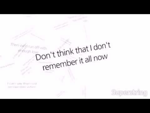 Nina Nesbitt  - Last December (Lyrics)