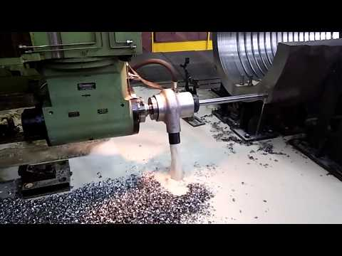 ISCAR DEEP HOLE DRILLING , EJECTOR DRILLING