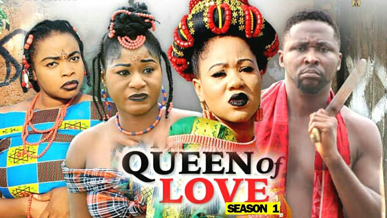 Download QUEEN OF LOVE SEASON 1 - 2019 Latest Nigerian Nollywood Movie Full HD | 1080p