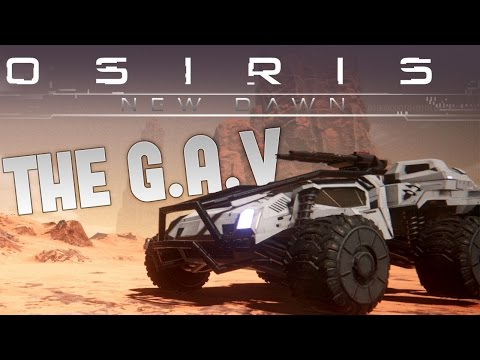 Download Youtube: Osiris New Dawn - Building the G.A.V - LOST IN A CAVE! - Osiris New Dawn Gameplay Part 5