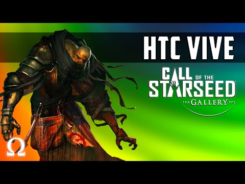 A MYSTERIOUS ISLAND ADVENTURE! | The Gallery Call of the Starseed #1 HTC Vive Virtual Reality
