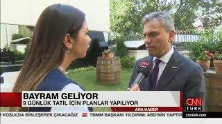 CNN Türk Ana Haber / Firuz Bağlıkaya