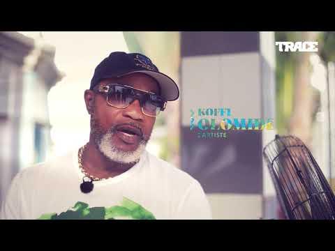 Koffi Olomide : Papa Wemba, mon chanteur favori
