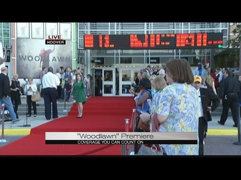 Woodlawn movie premiere