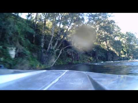 Jetboating the Paterson River (NSW) - Watch in 720p