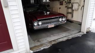 SOLD 1964 Olds 442, #'s matching, 4spd, AC