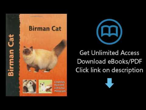 Birman Cat (Cat Breeds) (Pet Love)