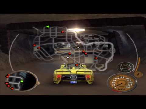 Midnight Club 3: DUB Edition Remix Gameplay Walkthrough - San Diego Rockstar Logo Location 4 of 12