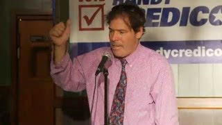 How Bill de Blasio Was Pushed to the Left (with Randy Credico)