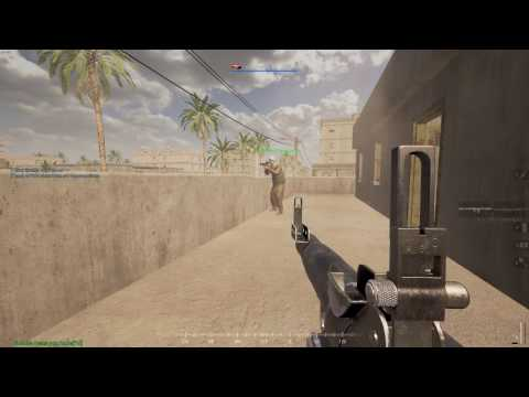 Squad Gameplay - Al Basrah Striker Takedown