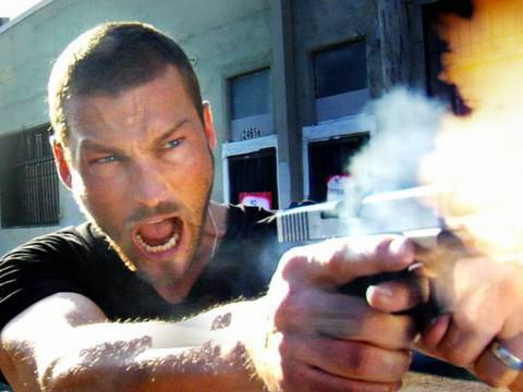 Time Crisis – Ft. Andy Whitfield