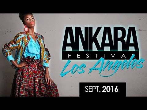 EL LAY TO THE BAY: ANKARA FESTIVAL LA 2016 Visuals