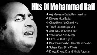 Download lagu Hits Of Mohammad Rafi Songs | Old Bollywood Superhit Songs | Jukebox
