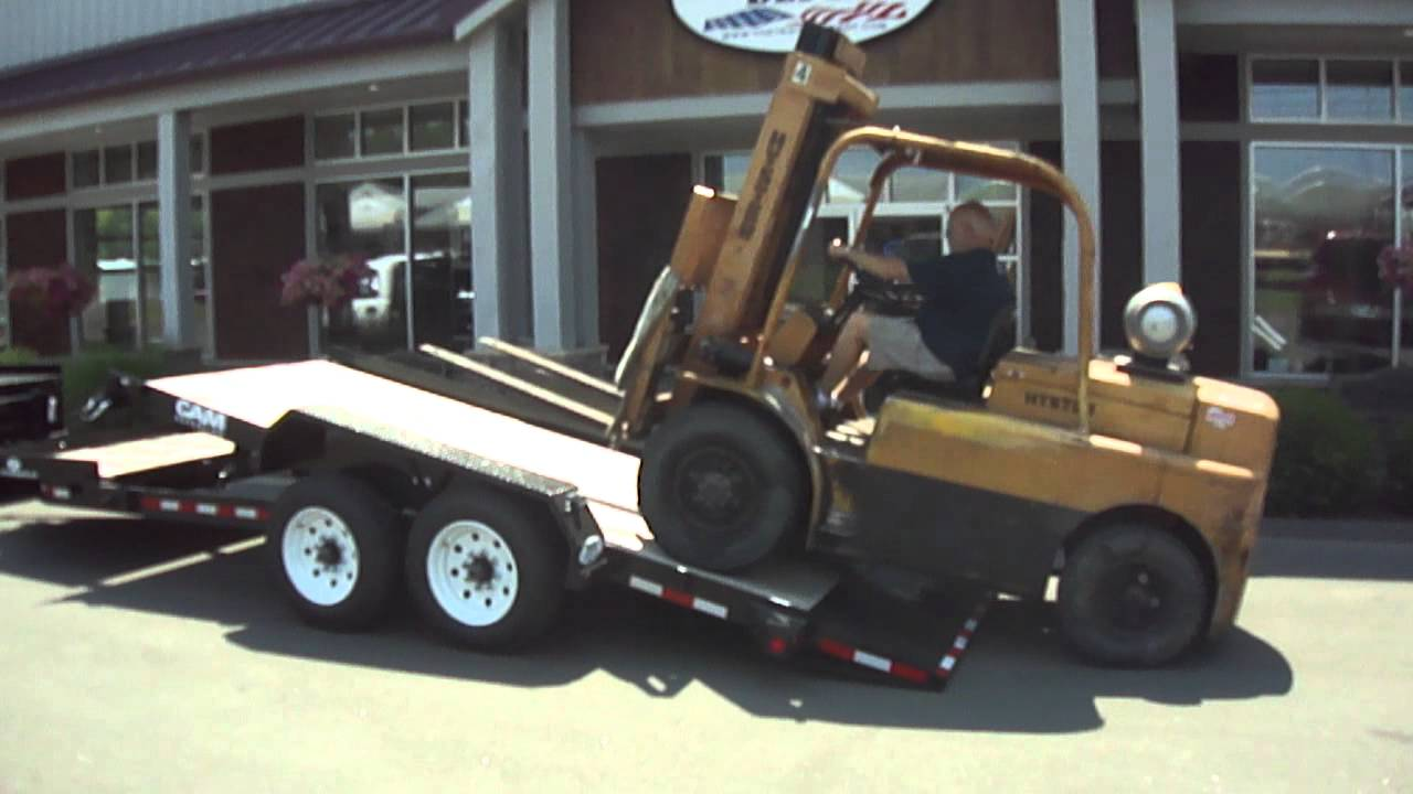Rent A Truck With Car Trailer