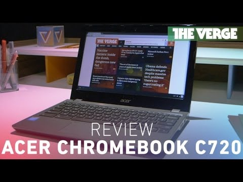 Acer Chromebook C720 review