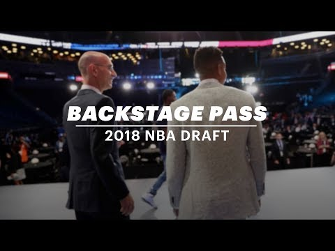 TPT Backstage Pass: 2018 NBA Draft