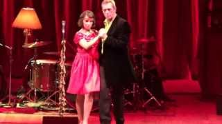Hugh Laurie with Gaby Moreno - Kiss Of Fire [Live in Warsaw]