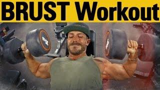 Brust Workout - Masse (Hatfield-System)
