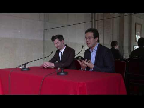 Rencontre avec Thomas Jolly et Leonardo García Alarcón - Eliogabalo