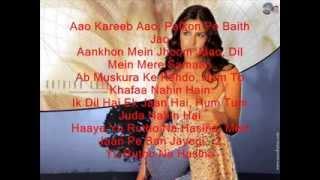 karaoke yun rootho na hasina meri jaan pe ban jayegi-Neend Hamari Khwab Tumhare (1966)