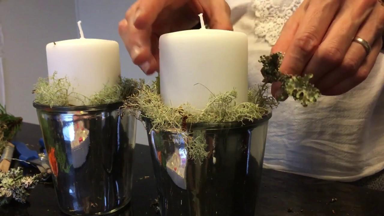 Jak Zrobić Stroik Dekorację Na Boże Narodzenie