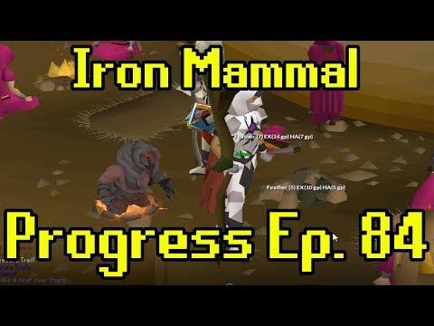 Oldschool Runescape - 2007 Iron Man Progress Ep. 84 | Iron Mammal
