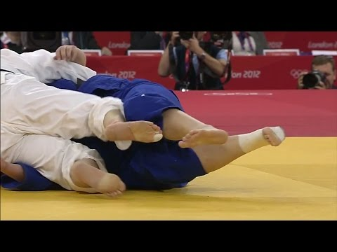 women judo osaekomi 107