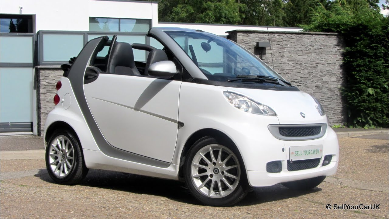 sold using sellyourcaruk 2011 smart fortwo passion. Black Bedroom Furniture Sets. Home Design Ideas