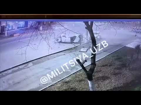 Смертельное ДТП в Ташкенте