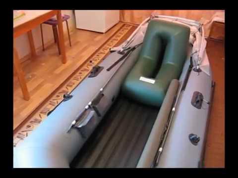 Лодка Вельбот ВУД2 Стандарт НД