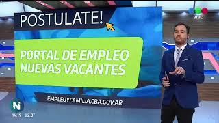Servicios: Portal de empleos, nuevas vacantes