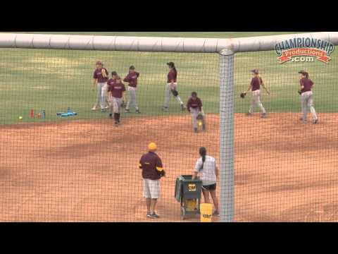 Open Practice: Infield And Outfield Drills