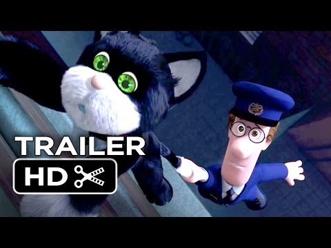 Postman Pat: The Movie Official UK Trailer 2 (2014) - David Tennant, Rupert Grint Animated Movie HD