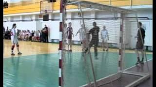 Гандбол Женский Тирасполь 2009г