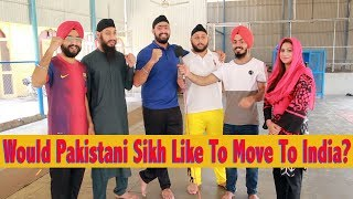 Which Country is Safe for Sikh Community India or Pakistan | Honest Answers | Sana Amjad