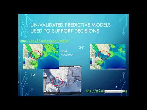 Webinar: Tracking Sea Level Rise Impacts on Shoreline Infrastructure and Ecosystems