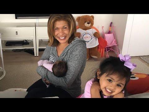 Lance Houston - It's A Girl! Koda Kotb Adopts Baby #2