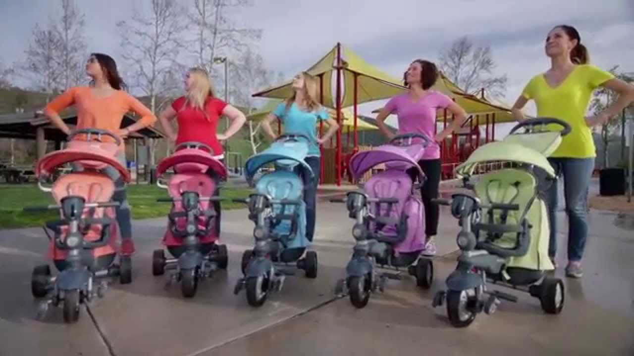 Smart Trike Recliner TV Advert